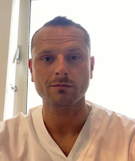 Christophe Thorel Pédicure Podologue avec une spécialisation dans le sport