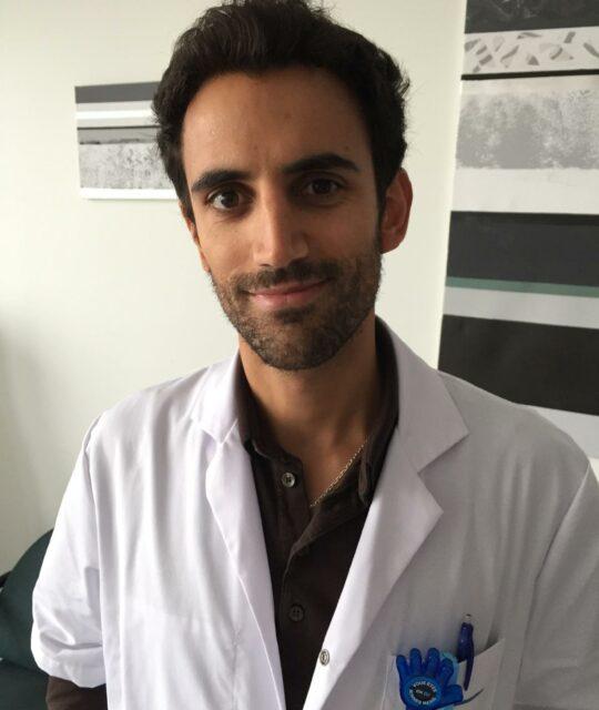 Dr Docteur Hugo Najjari